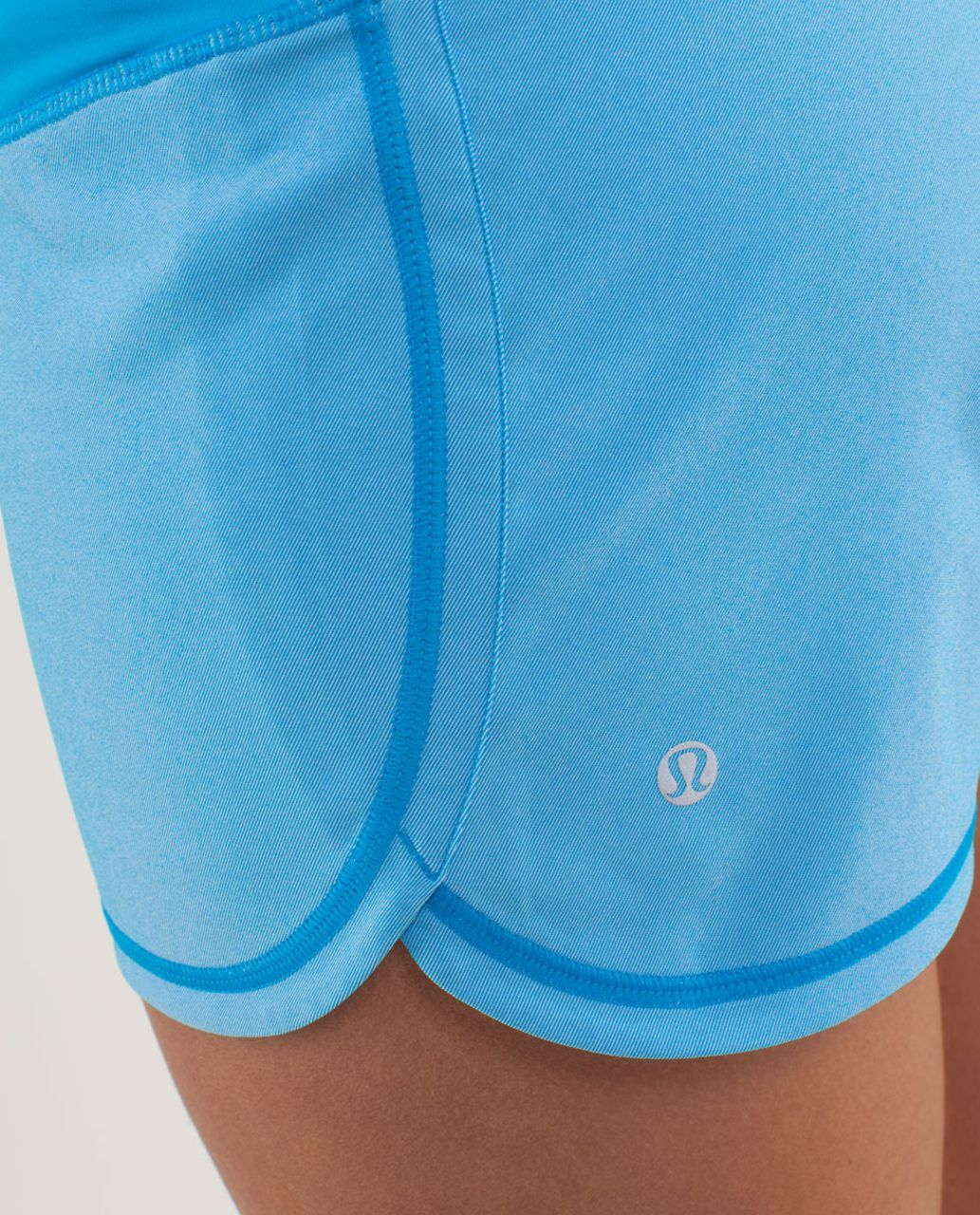 Lululemon Groovy Run Short - Beach Blanket Blue
