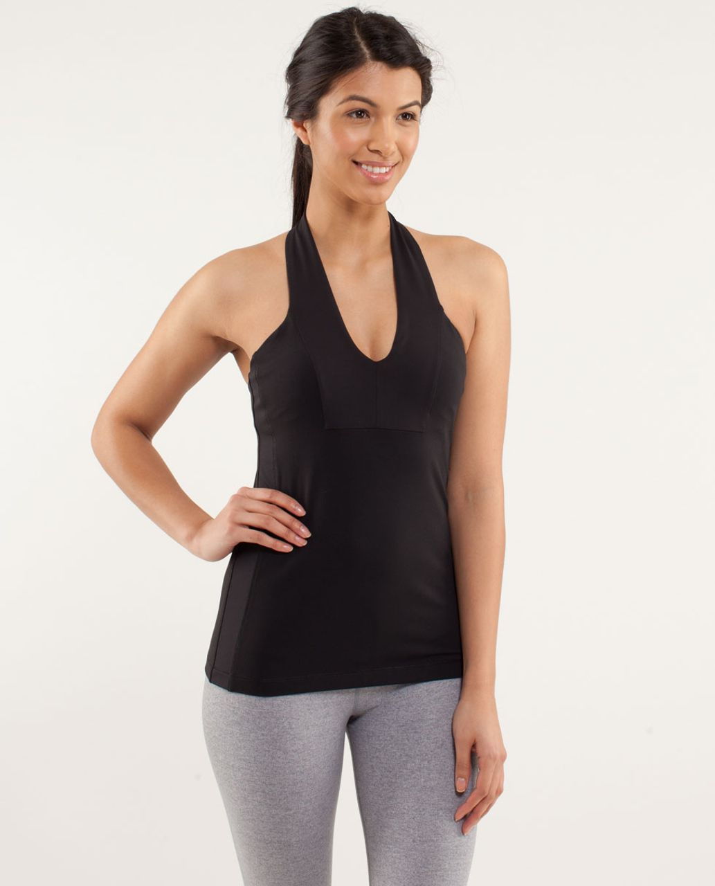 Lululemon Open Soul Tank - Black