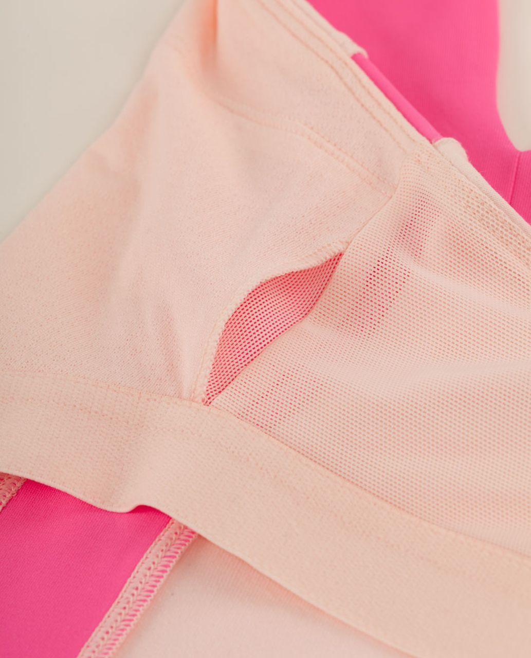 Lululemon Open Soul Tank - Parfait Pink / Pinkelicious