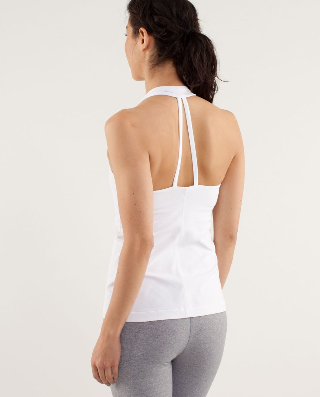 Lululemon Open Soul Tank - White