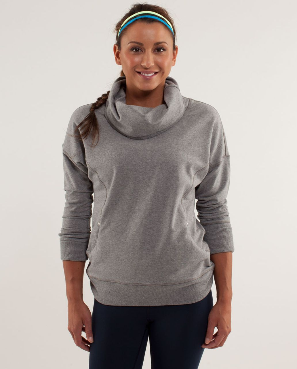 Lululemon Rest Day Pullover - Vintage Sports Grey