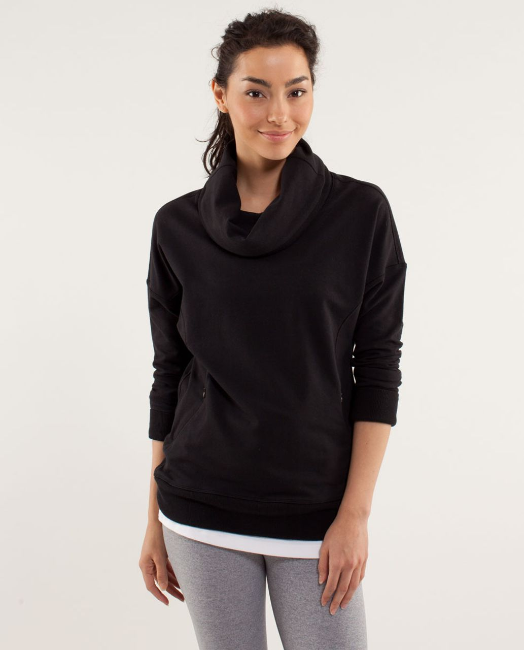 Lululemon Rest Day Pullover - Black