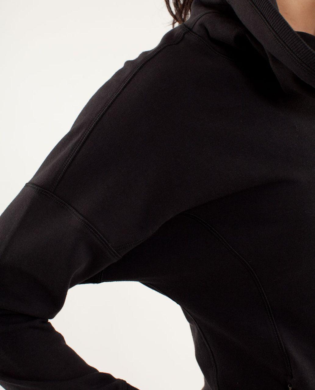 Lululemon Rest Day Pullover - Black