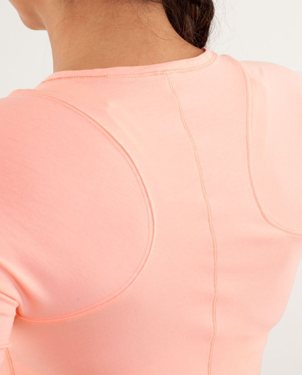 Lululemon Clari-Tee Short Sleeve - Bleached Coral
