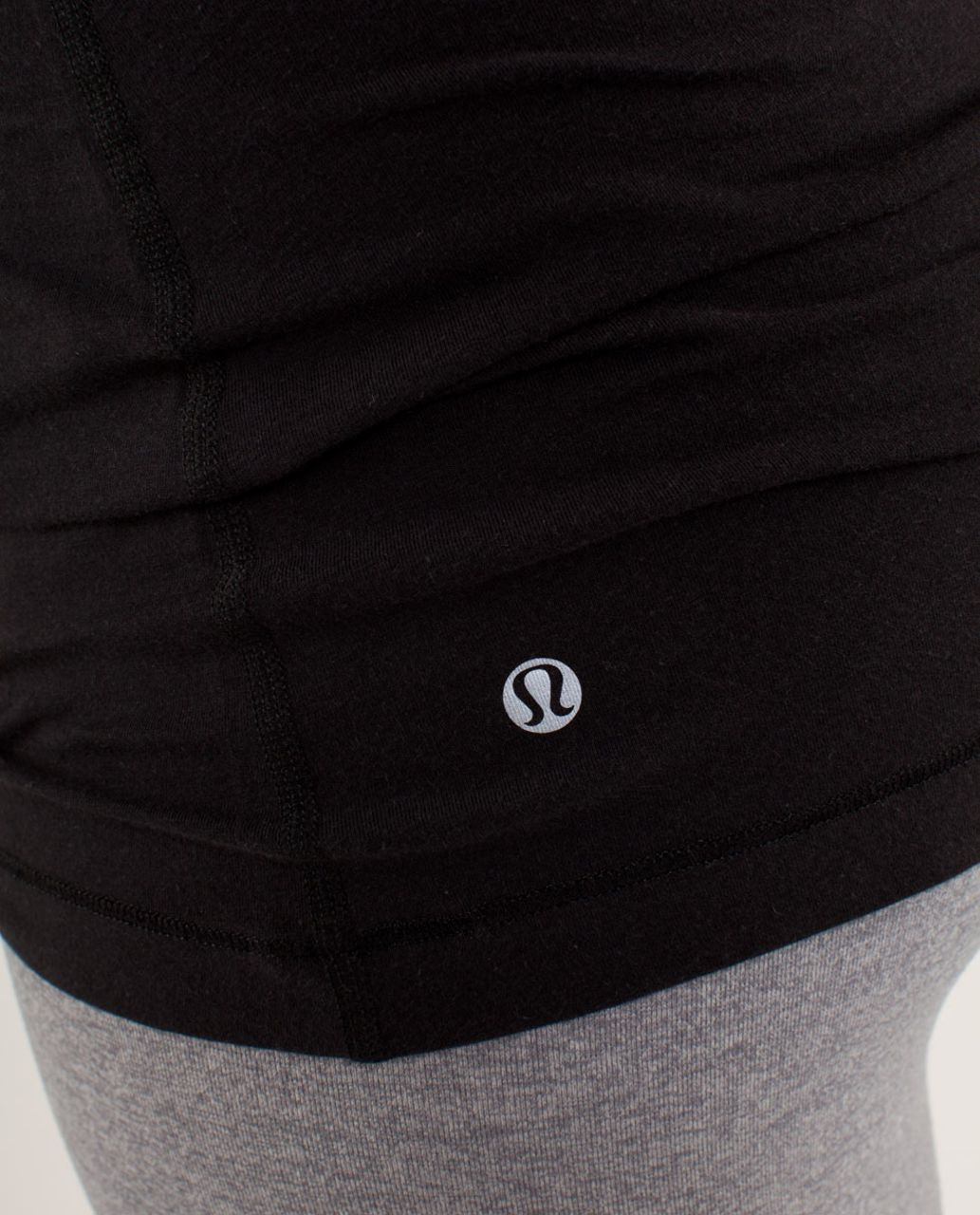 Lululemon Devotion Long Sleeve Tee - Black