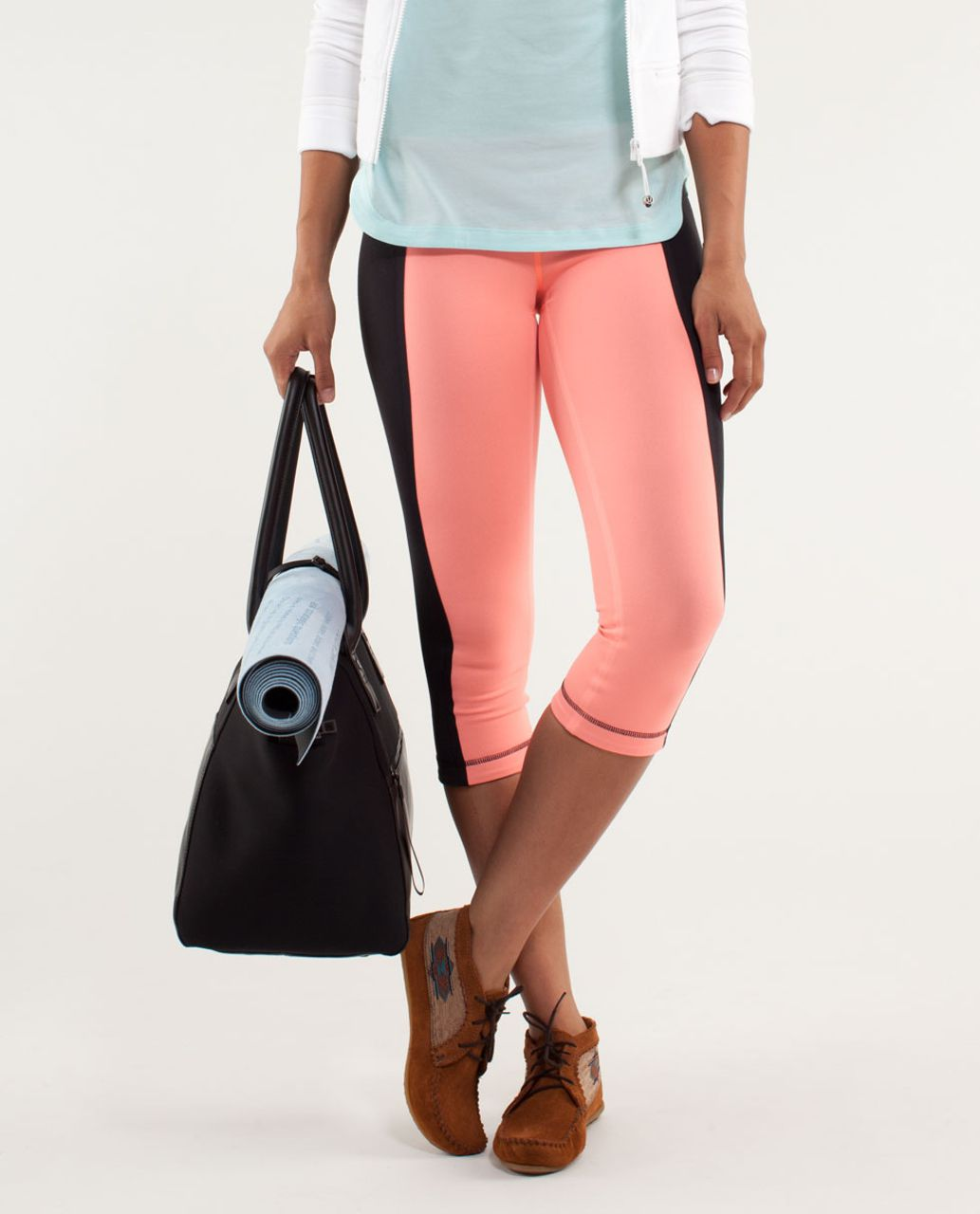 Lululemon Vinyasa To Vino Bag *Neoprene - Black