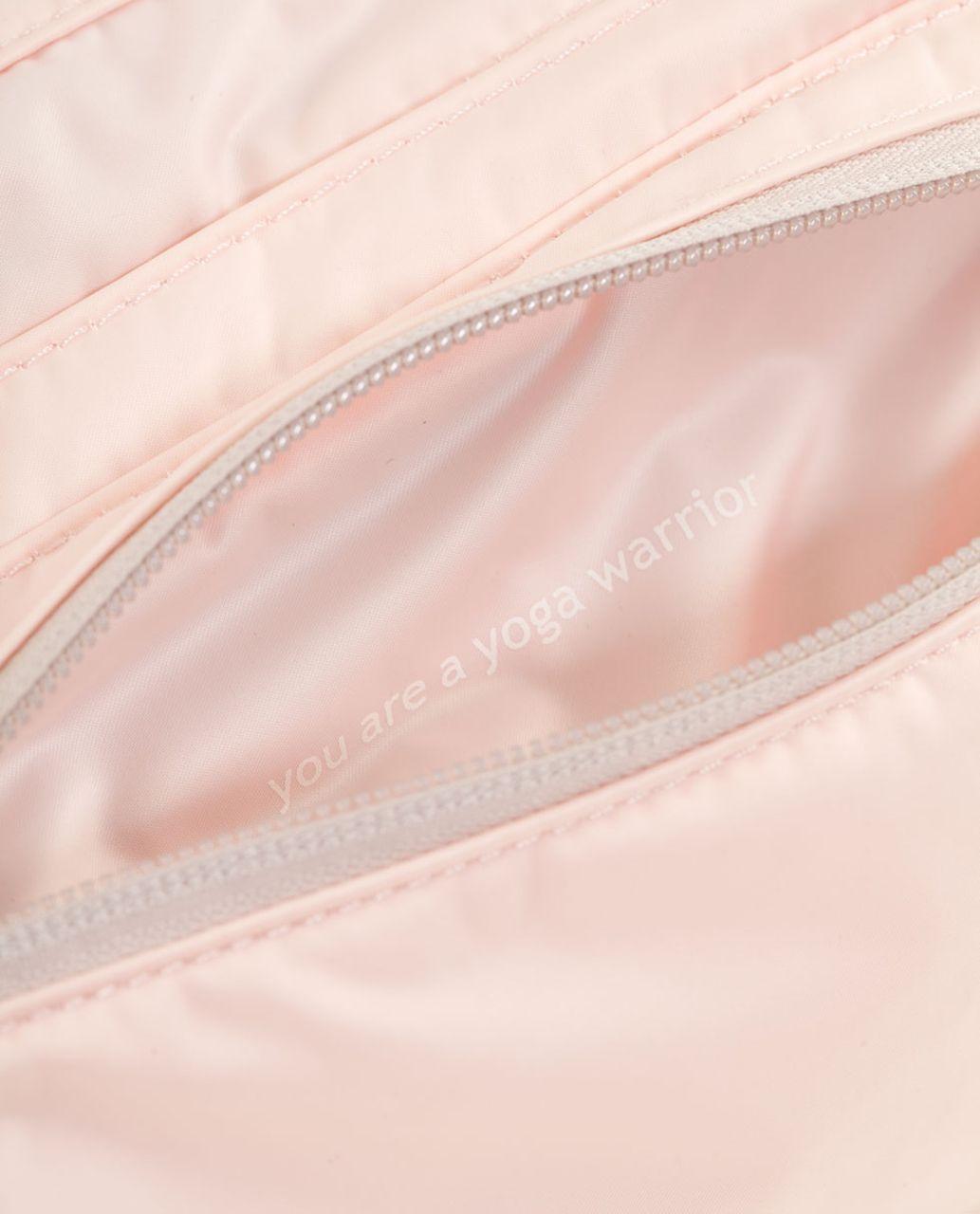 Lululemon Namaste Yoga Tote IV - Parfait Pink