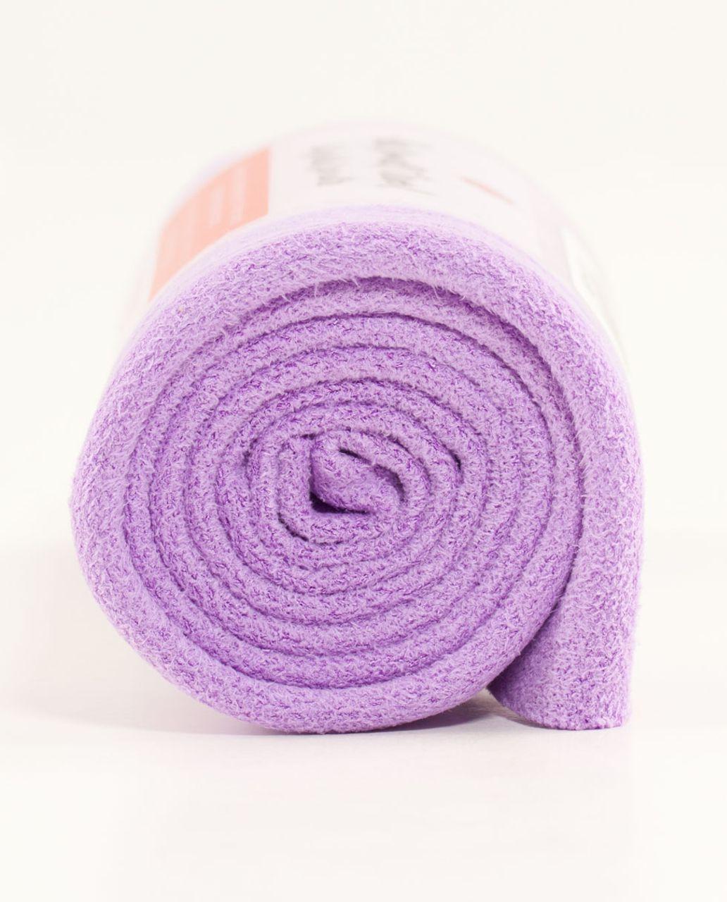 Lululemon The (Small) Towel - Groovy Grape