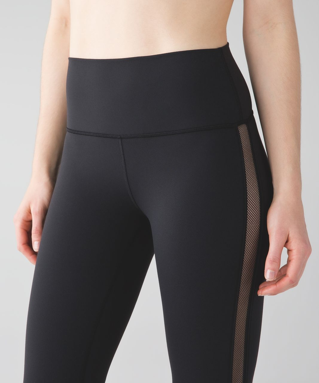 Lululemon High Times Pant (Wing Mesh) *Full-On Luon - Black