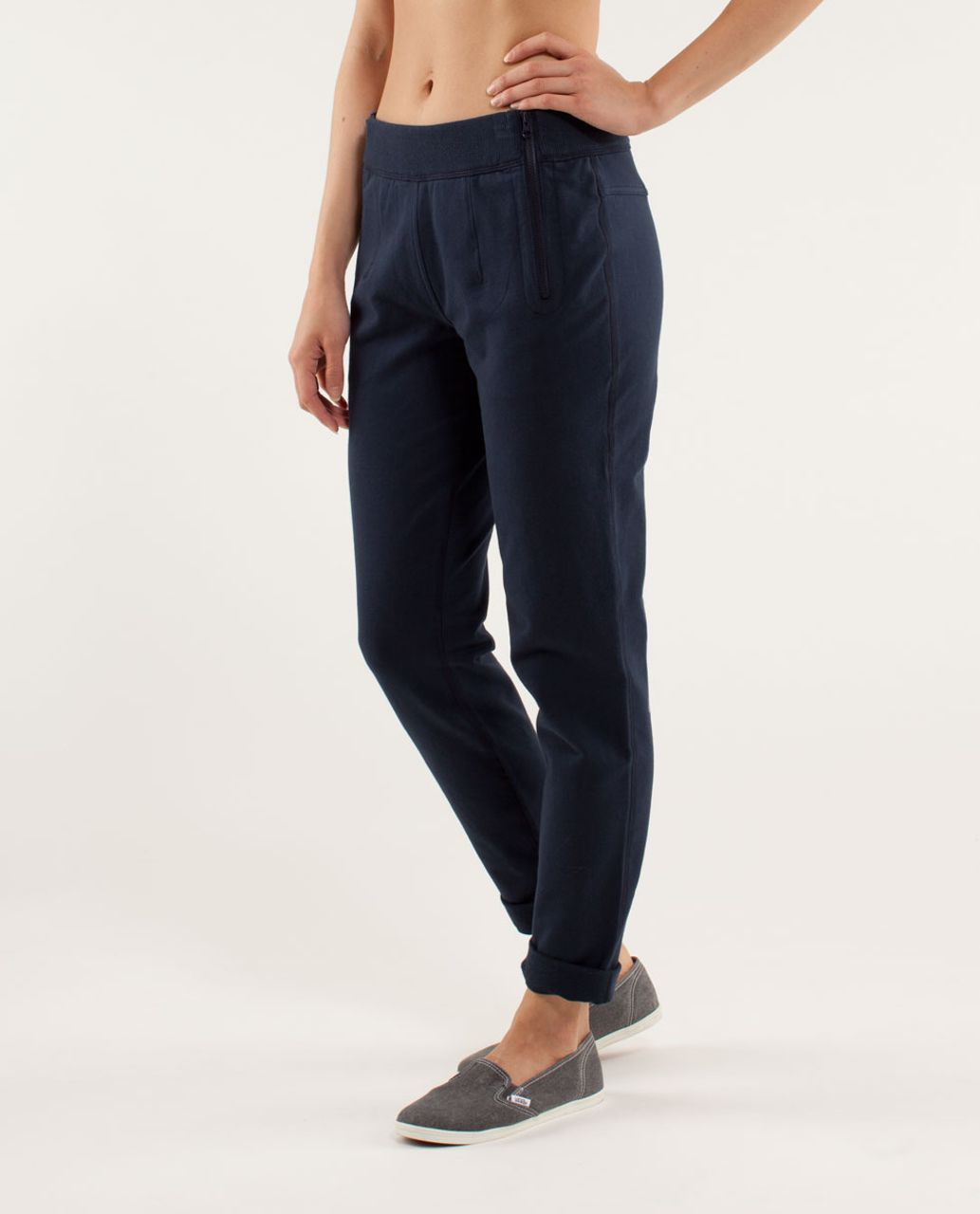 Lululemon Rejuvenate Sweat Pant - Inkwell