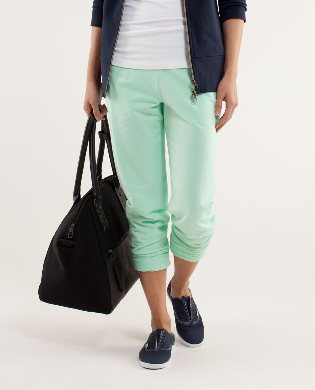 Lululemon Rejuvenate Sweat Pant - Fresh Teal