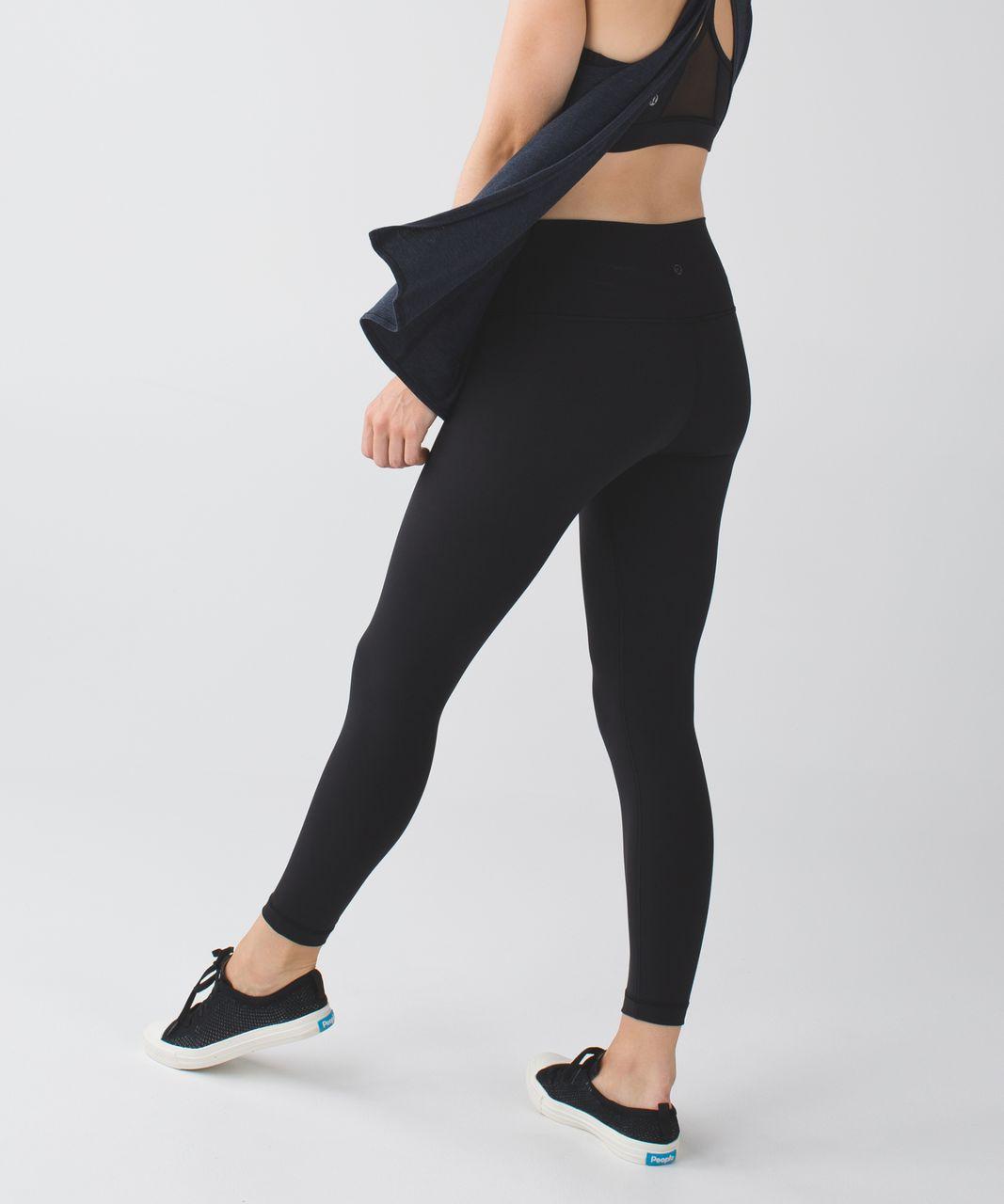 Lululemon High Times Pant *Full-On Luxtreme - Black