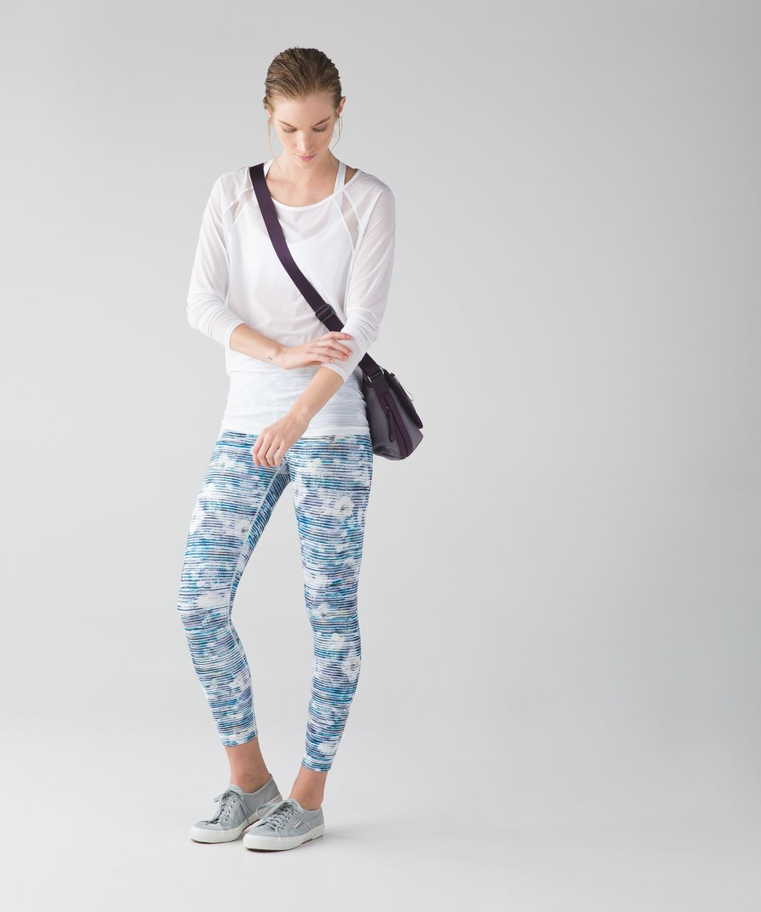 Lululemon High Times Pant *Full-On Luxtreme - Blurry Belle Multi