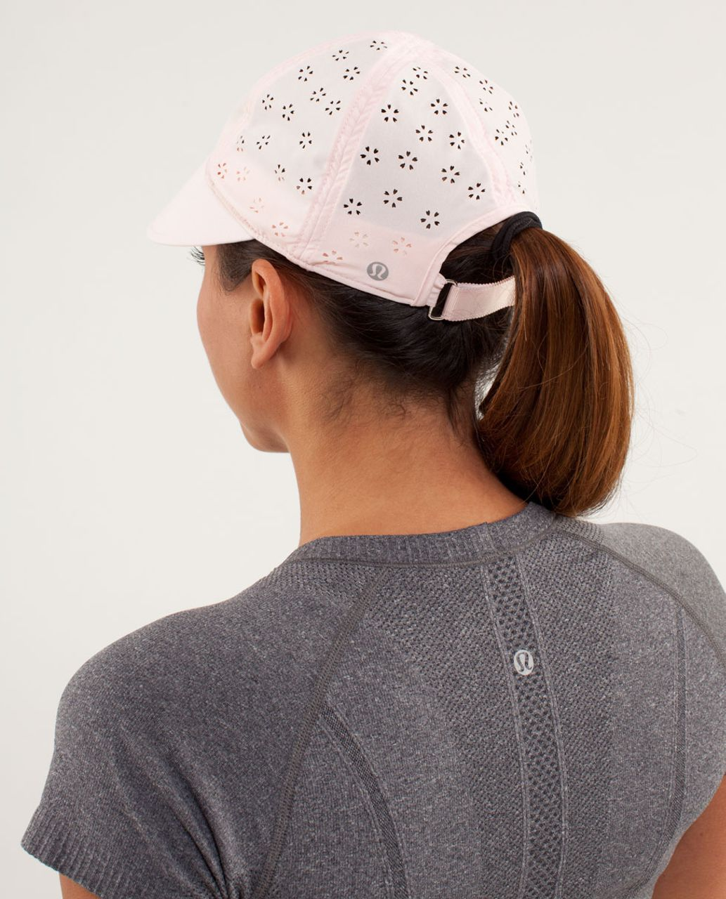 Lululemon Speed Demon Run Hat - Parfait Pink