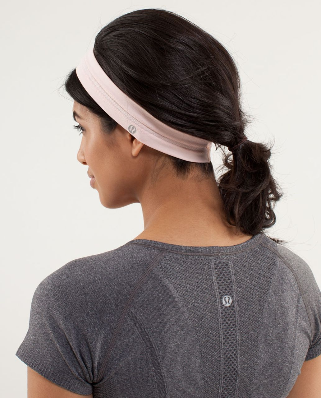 Lululemon Swiftly Headband - Parfait Pink