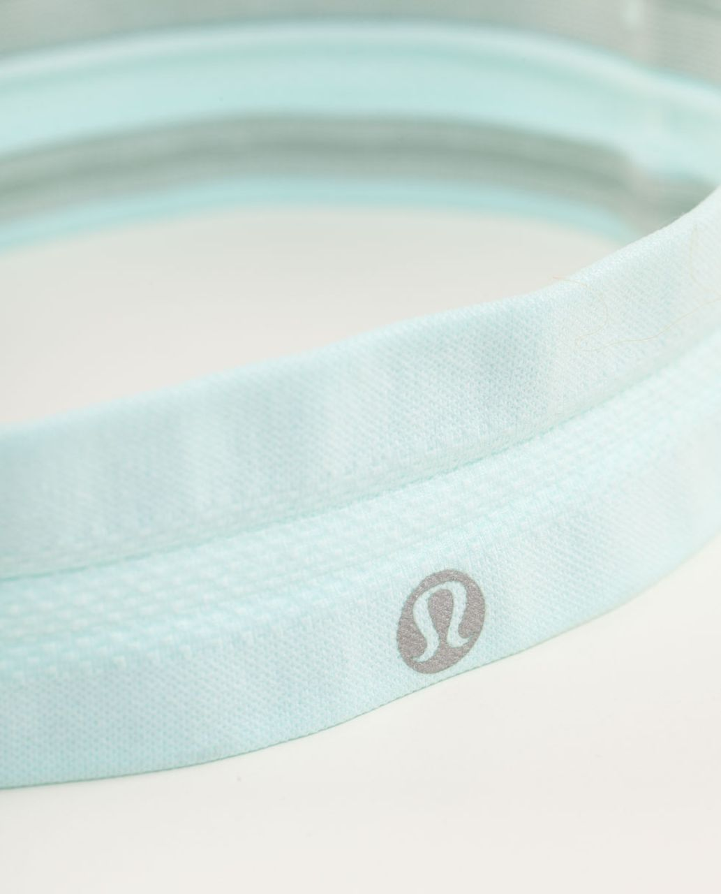 Lululemon Swiftly Headband - Aquamarine