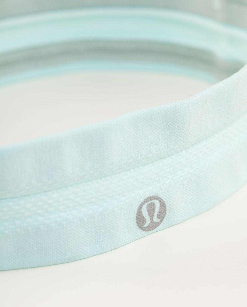 Lululemon Swiftly Headband - Aquamarine
