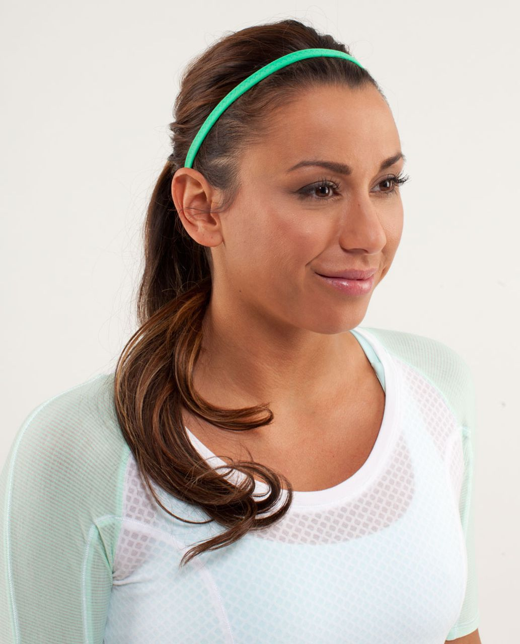 Lululemon Strappy Headband - Very Green