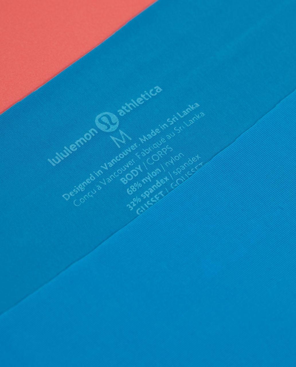 Lululemon Light As Air Thong - Beach Blanket Blue