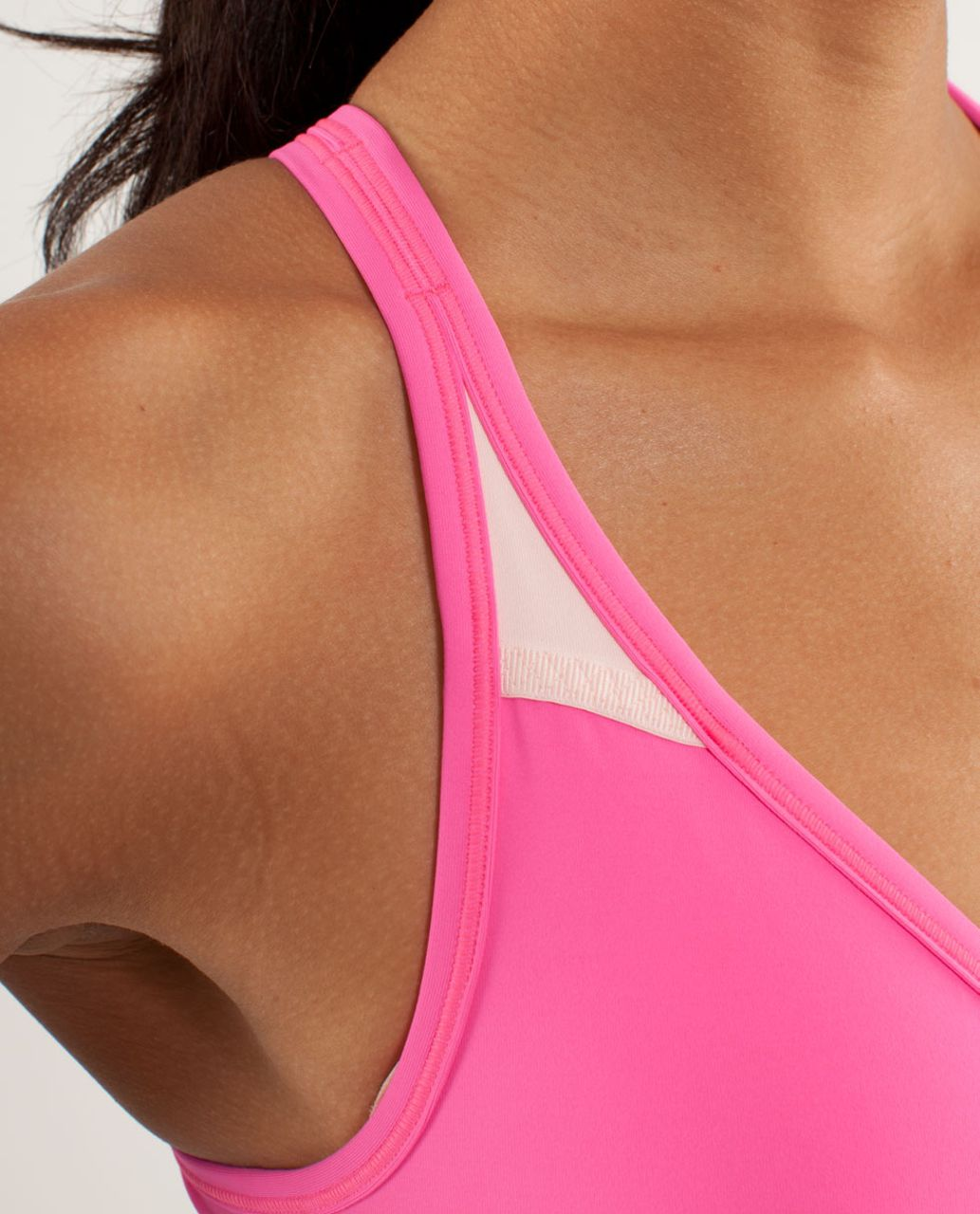 Lululemon Heat It Up Bra - Pinkelicious / Parfait Pink