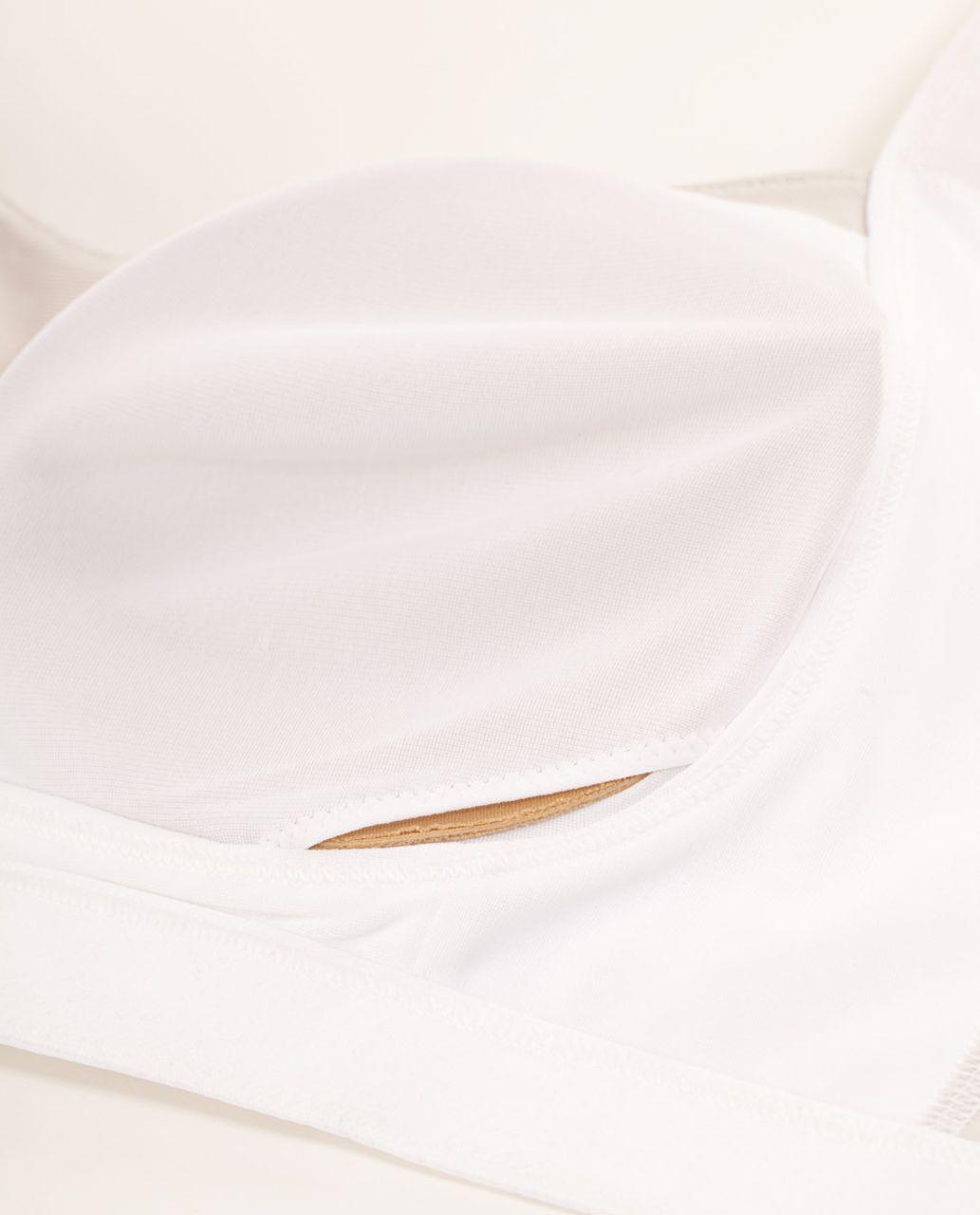Lululemon Ta Ta Tamer II - White / Dune