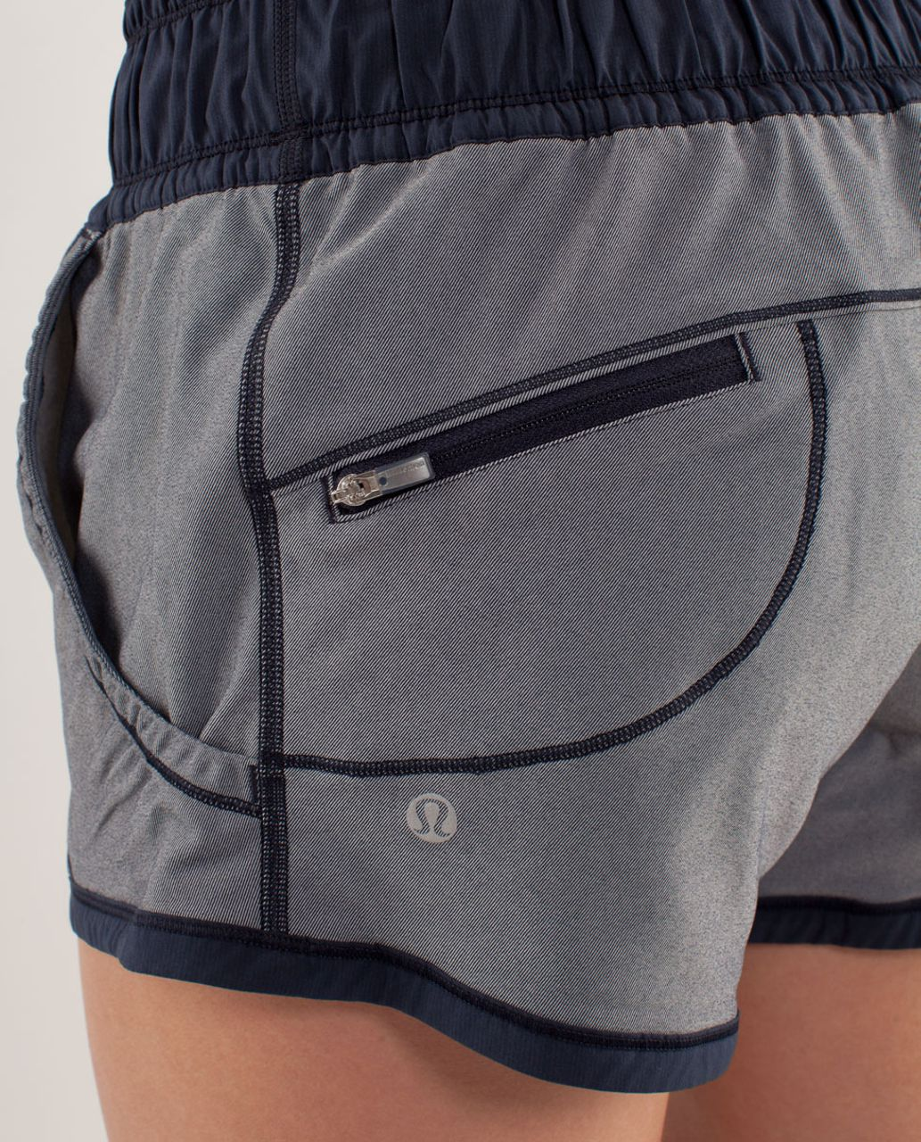 Lululemon Work It Out Short - Inkwell