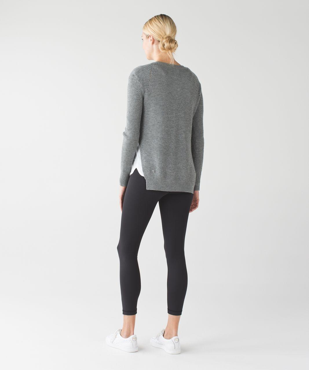 Lululemon High Times Pant (Brushed) *Full-On Luxtreme - Black
