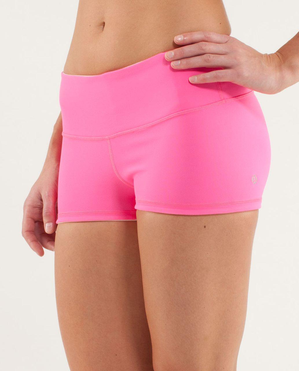 Lululemon Boogie Short - Parfait Pink / Pinkelicious