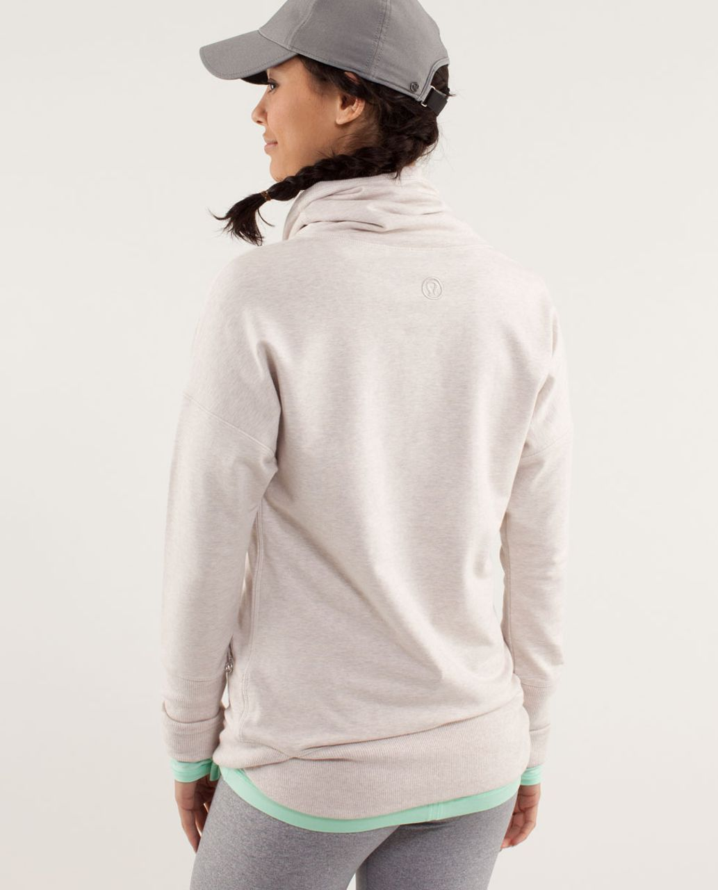 Lululemon Rest Day Pullover - Dune