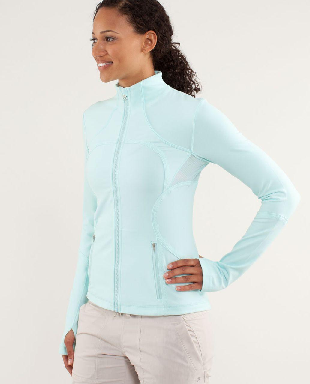 Lululemon Forme Jacket - Aquamarine