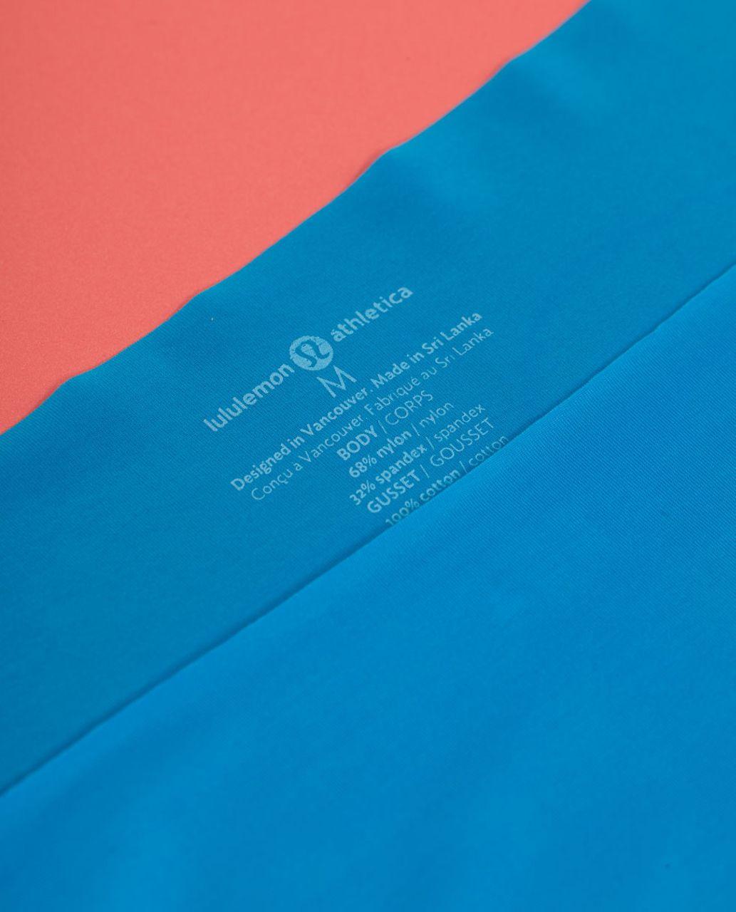 Lululemon Light As Air Hipster - Beach Blanket Blue