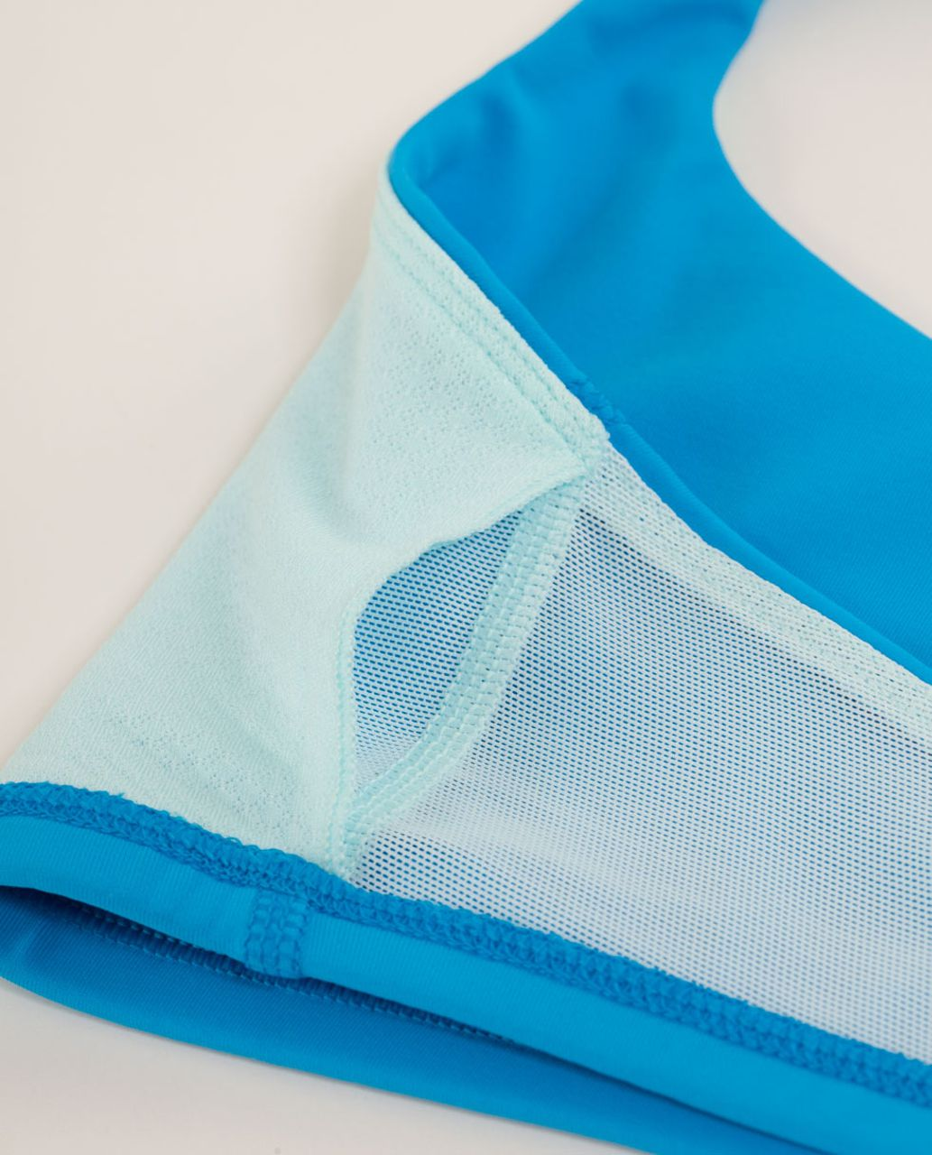 Lululemon Free To Be Bra - Beach Blanket Blue