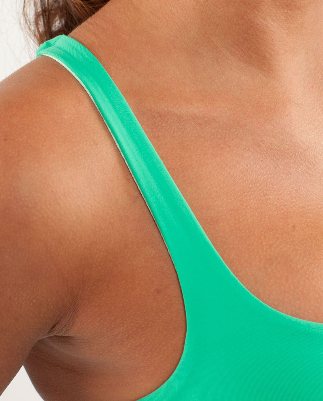 Lululemon Free To Be Bra - Very Green