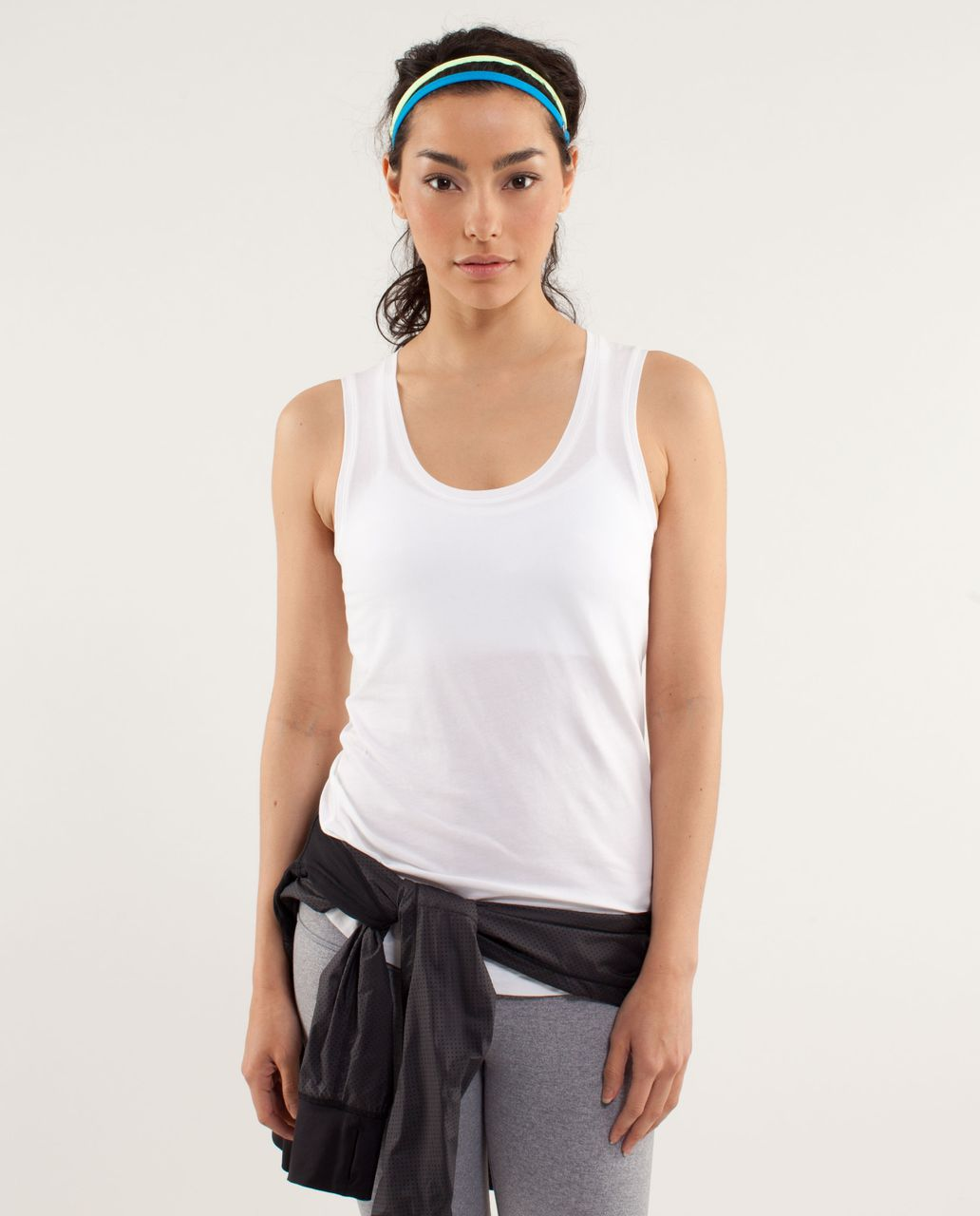 Lululemon Clarity Tank - White