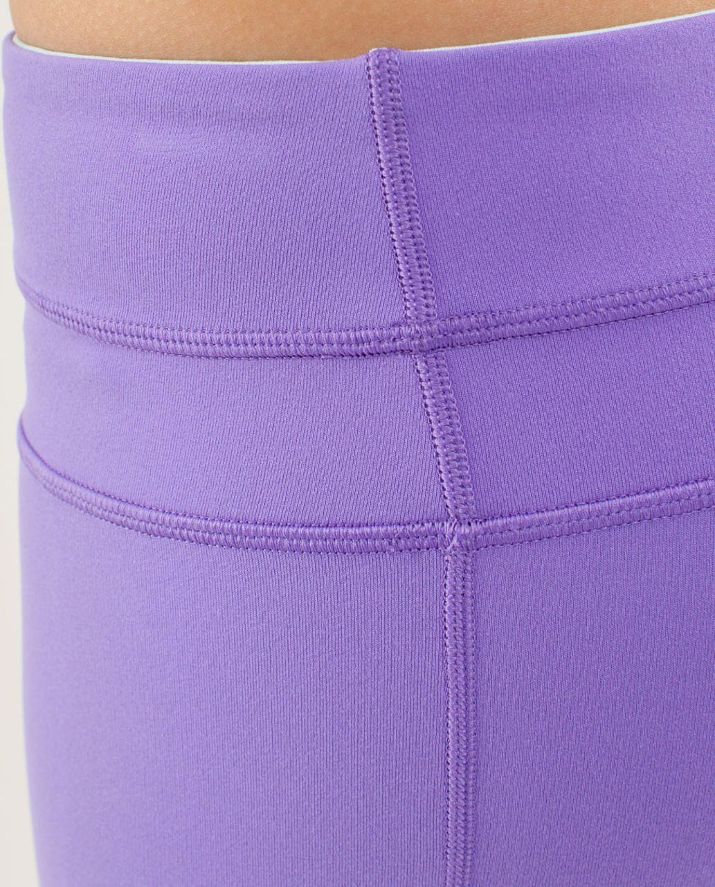 Lululemon Groove Pant *Reversible (Regular) - Power Purple / Aquamarine