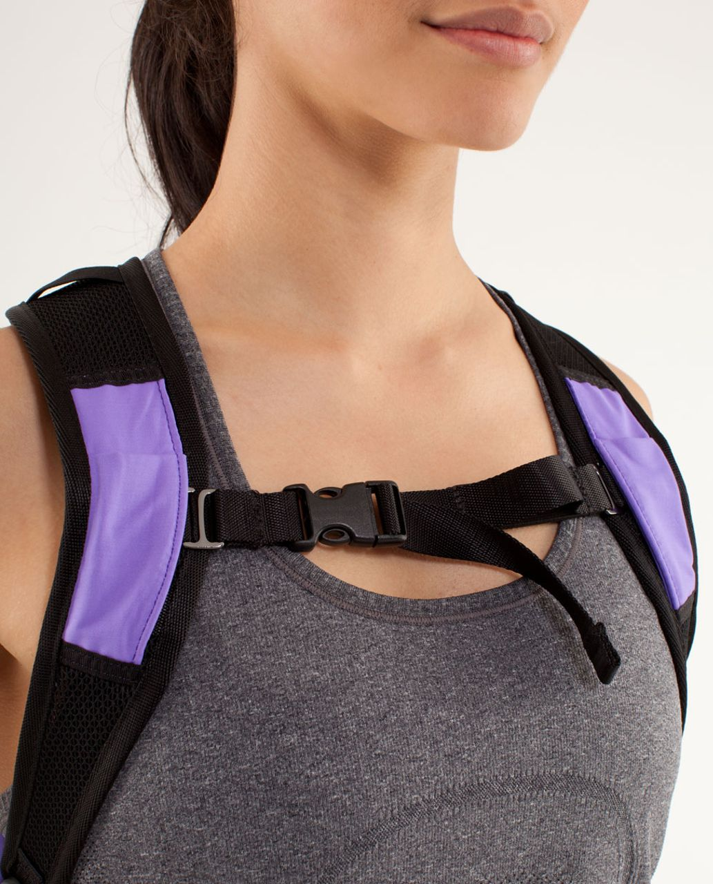 Lululemon Run From Work Backpack II - Power Purple
