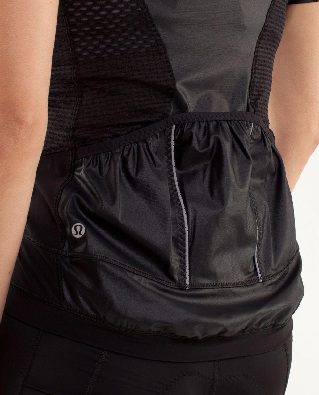 Lululemon Paceline Jersey - Black