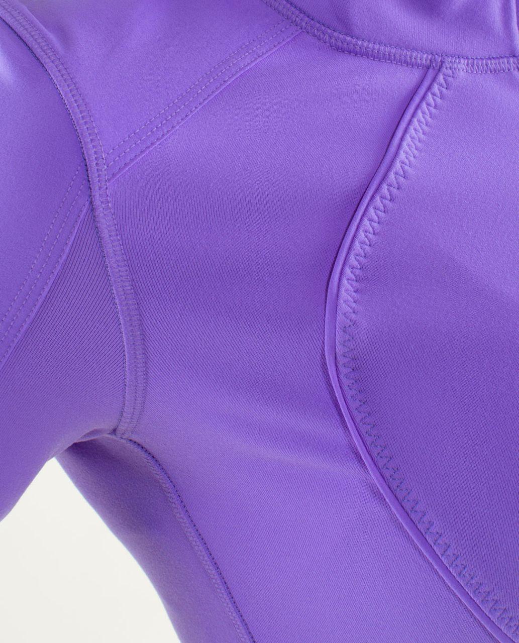 Lululemon Contempo Jacket - Power Purple