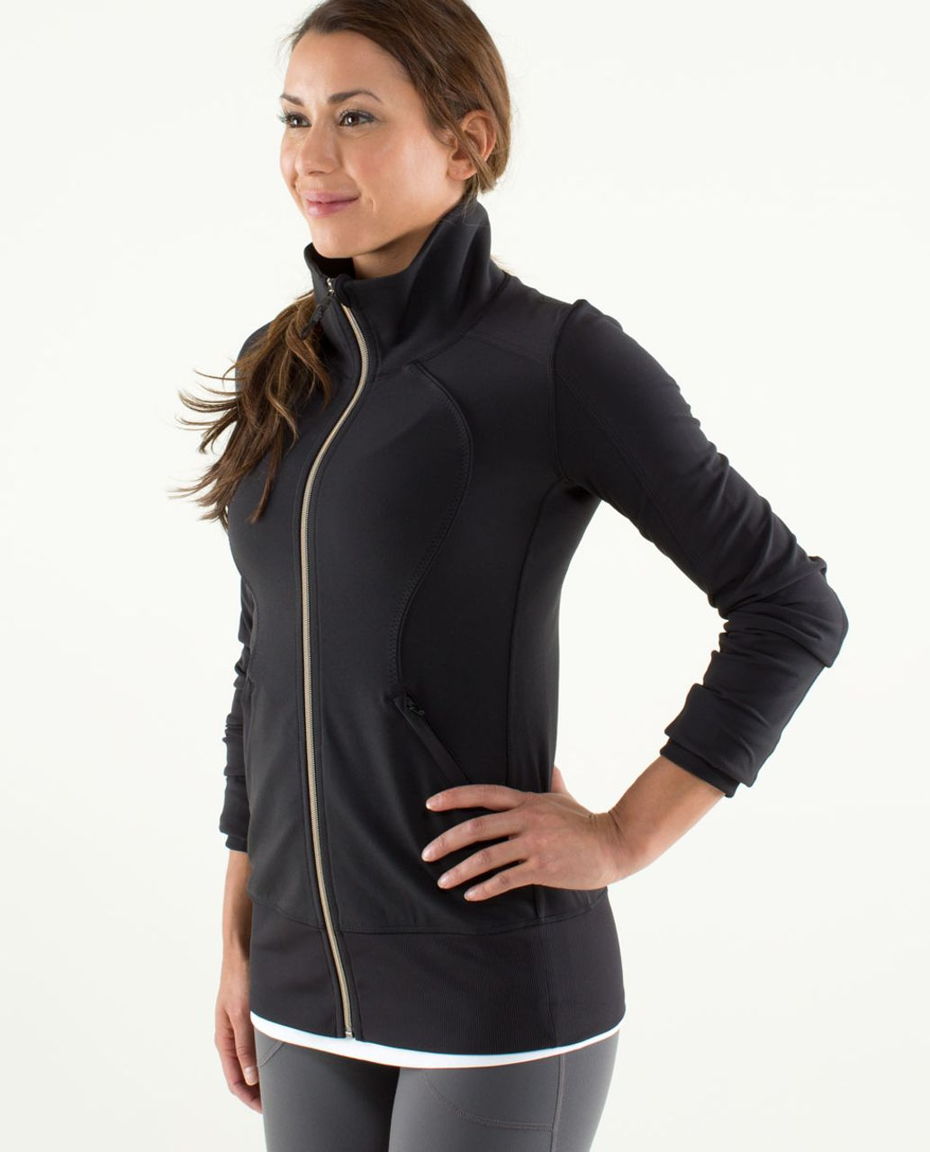 Lululemon Contempo Jacket - Black