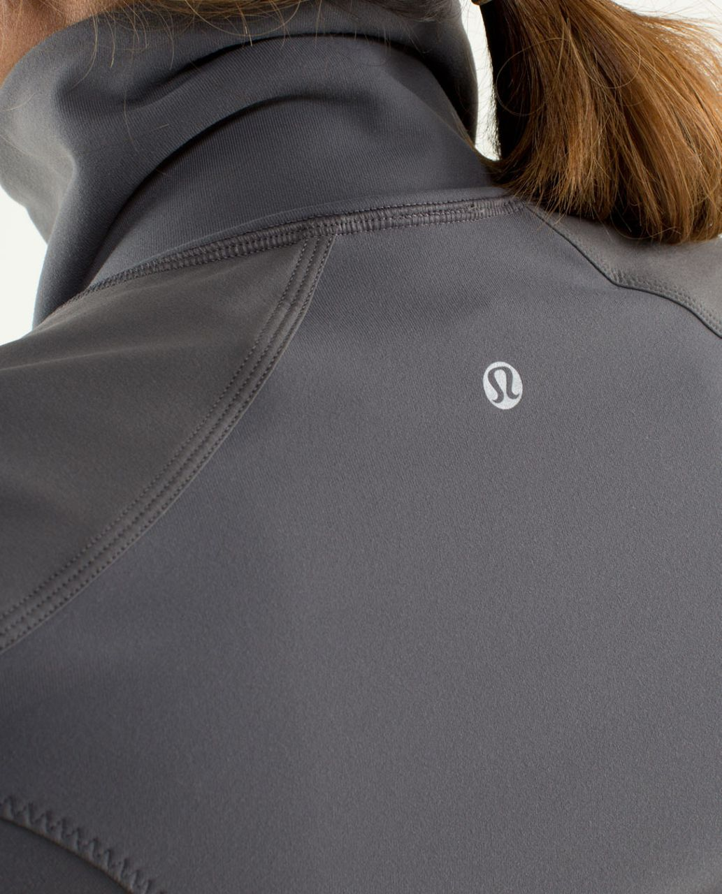 Lululemon Contempo Jacket - Soot Light