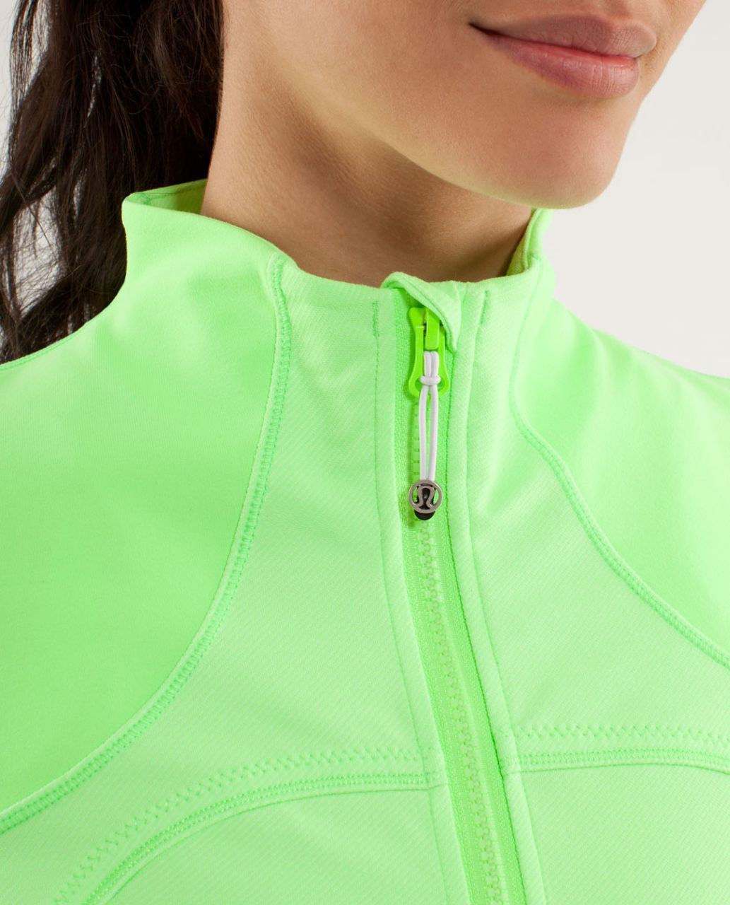 Lululemon Forme Jacket - Zippy Green