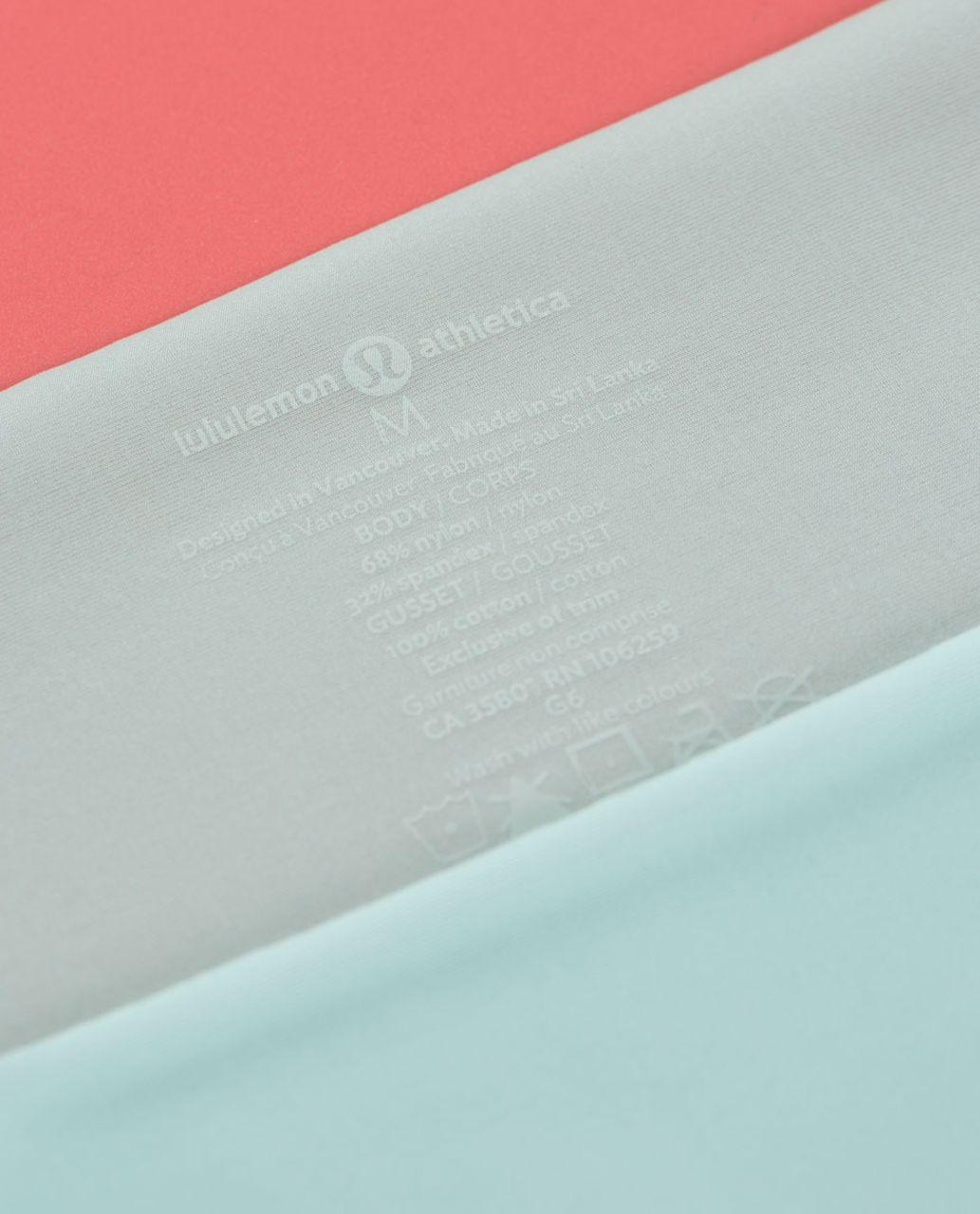 Lululemon Light As Air Thong - Aquamarine