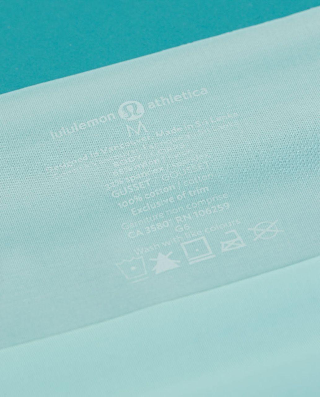 Lululemon Light As Air Hipster - Aquamarine (First Release)