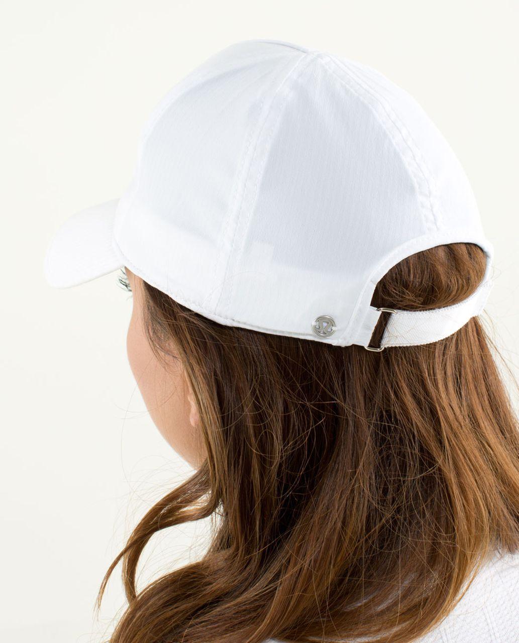 Lululemon Classy Cap - White