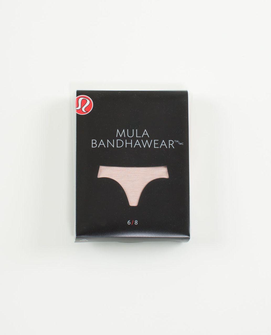Lululemon Mula Bandhawear Bikini - Bare Bum