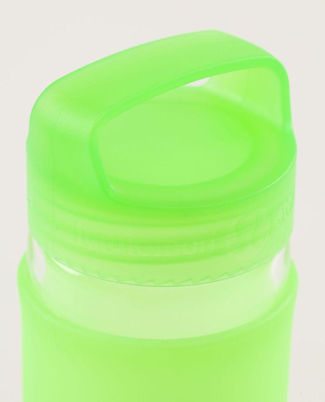 Lululemon Pure Balance Water Bottle - Zippy Green