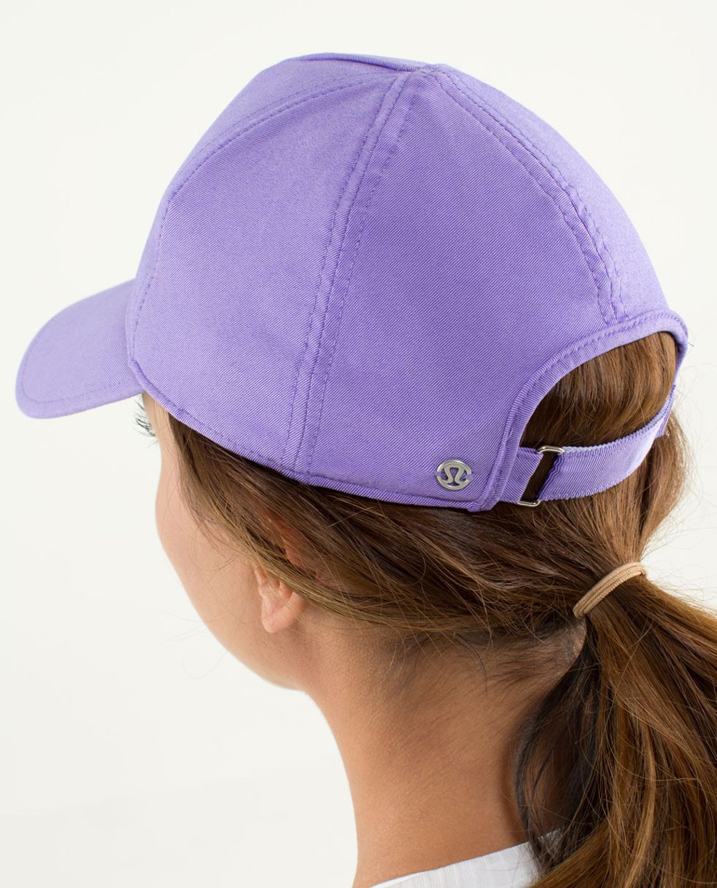 Lululemon Classy Cap - Power Purple / Aquamarine