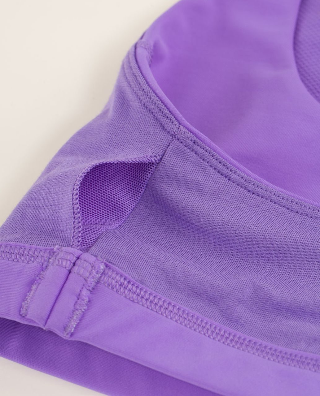 Lululemon Run:  Stuff Your Bra II - Power Purple