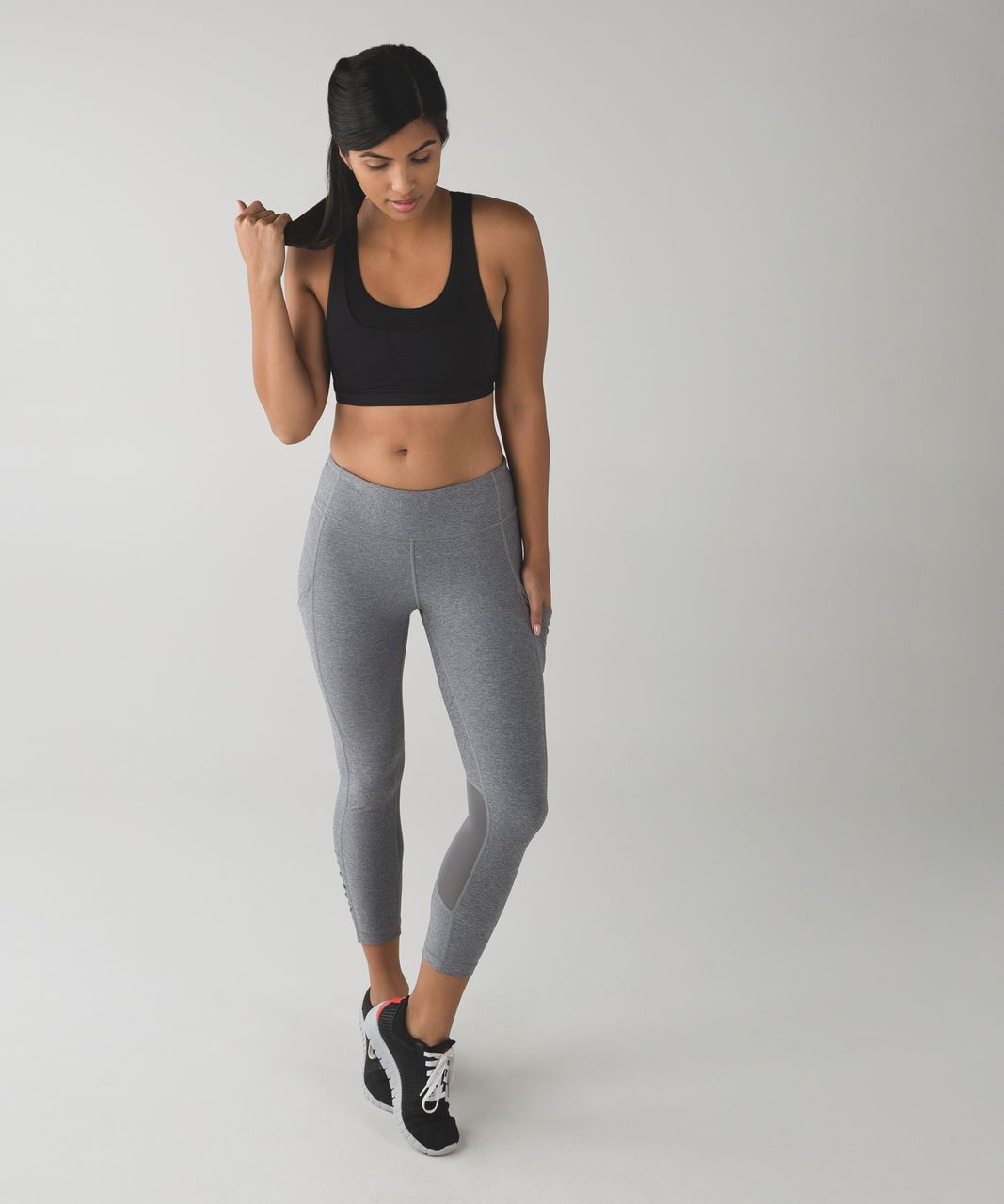 Lululemon Run:  Stuff Your Bra II - Black