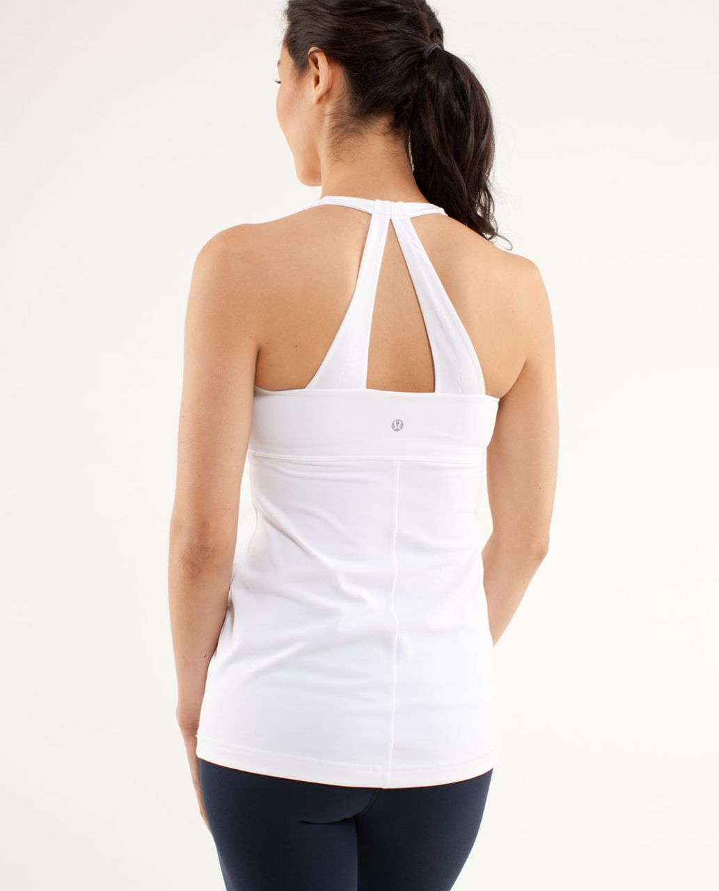 Lululemon Scoop Me Up Tank II - White